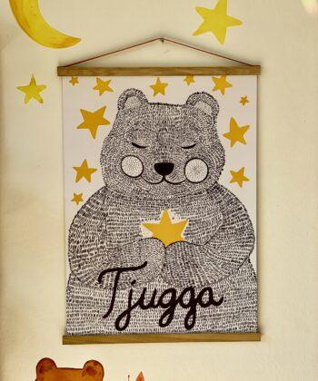 Plakat 500x700 Tjugga