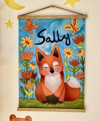 Plakat 500x700 Sally