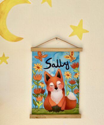 Plakatsæt Lille plakat 297 x 420 mm (A3) Sally