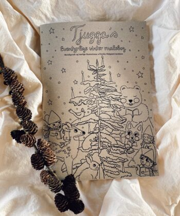 Tjugga´s eventyrlige vinter malebog