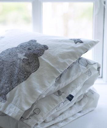 Tjugga økologisk sengetøj