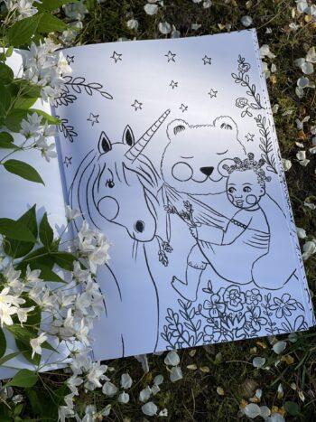 Malebøger til børn